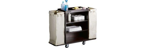 Zimmerservice- & Wäschewagen