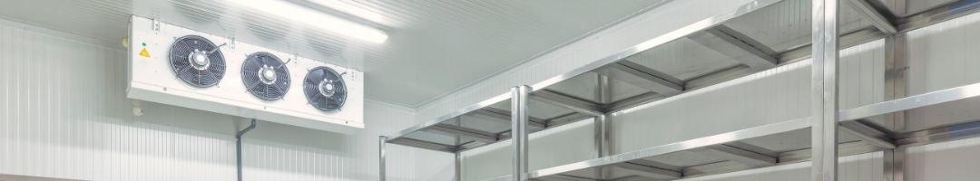Tiefkühlaggregat für Tiefkühlzelle und Kühlzelle