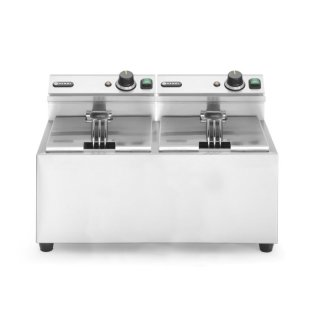 Friteuse MasterCook    2x8 Ltr
