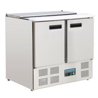 Polar gekühlte Saladette 240 Liter