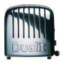 Dualit Brottoaster 6 Schitzen Edelstahl + Chrom