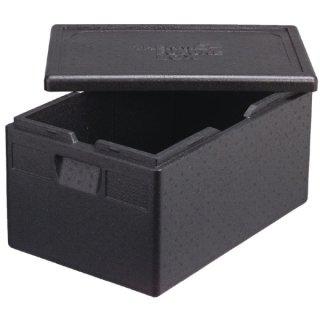 Thermobox Boxer GN1/1 schwarz 21Liter
