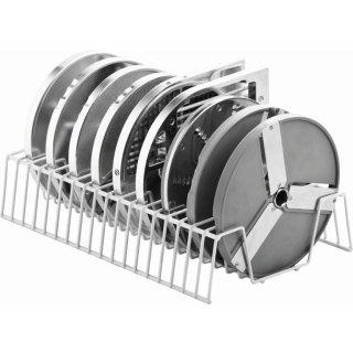 SST Schneidescheibenständer für bis zu 8 Scheiben