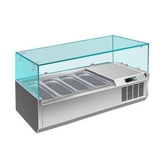 SARO Kühlaufsatz - 1/3 GN Modell VRX 1200 / 380
