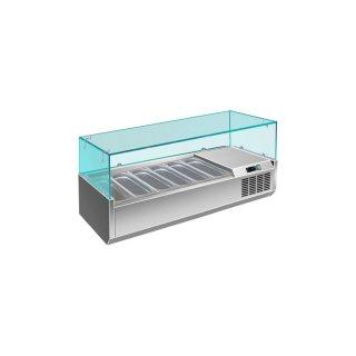 SARO Kühlaufsatz - 1/3 GN Modell VRX 1400 / 380