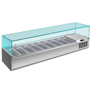 SARO Kühlaufsatz - 1/3 GN Modell VRX 2000 / 380