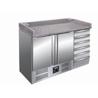 SARO Pizzatisch mit Schubladen Modell PZ 9001