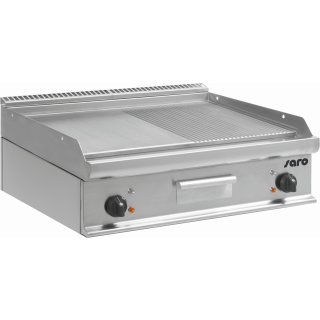 SARO Elektro-Griddleplatte Tischmodell E7/KTE2BBM
