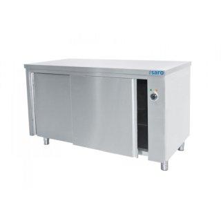 SARO Wärmeschrank - 600 mm Tiefe, 1400mm